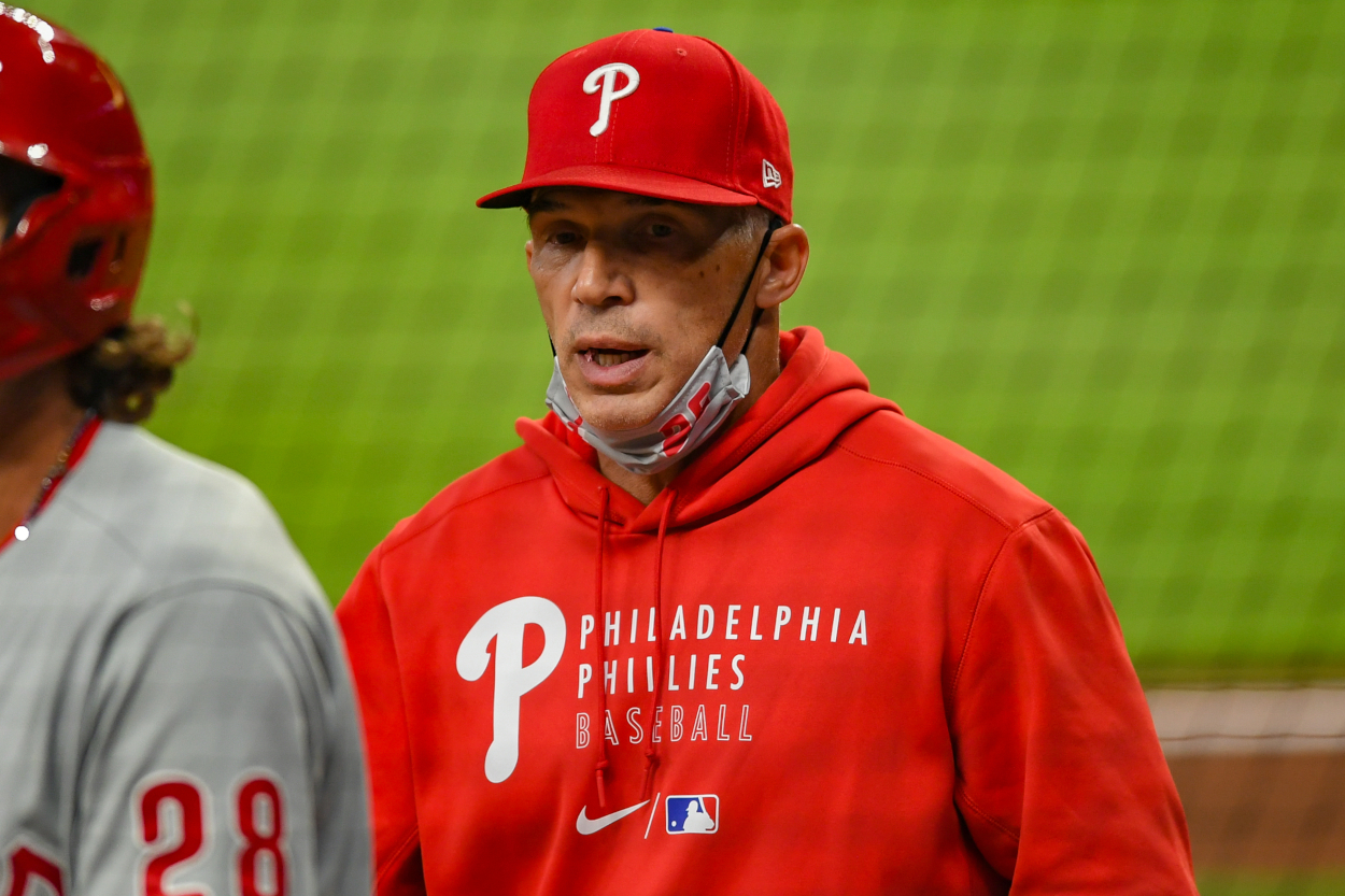 Philadelphia Phillies' Dugout Spat Not New for Major League Baseball