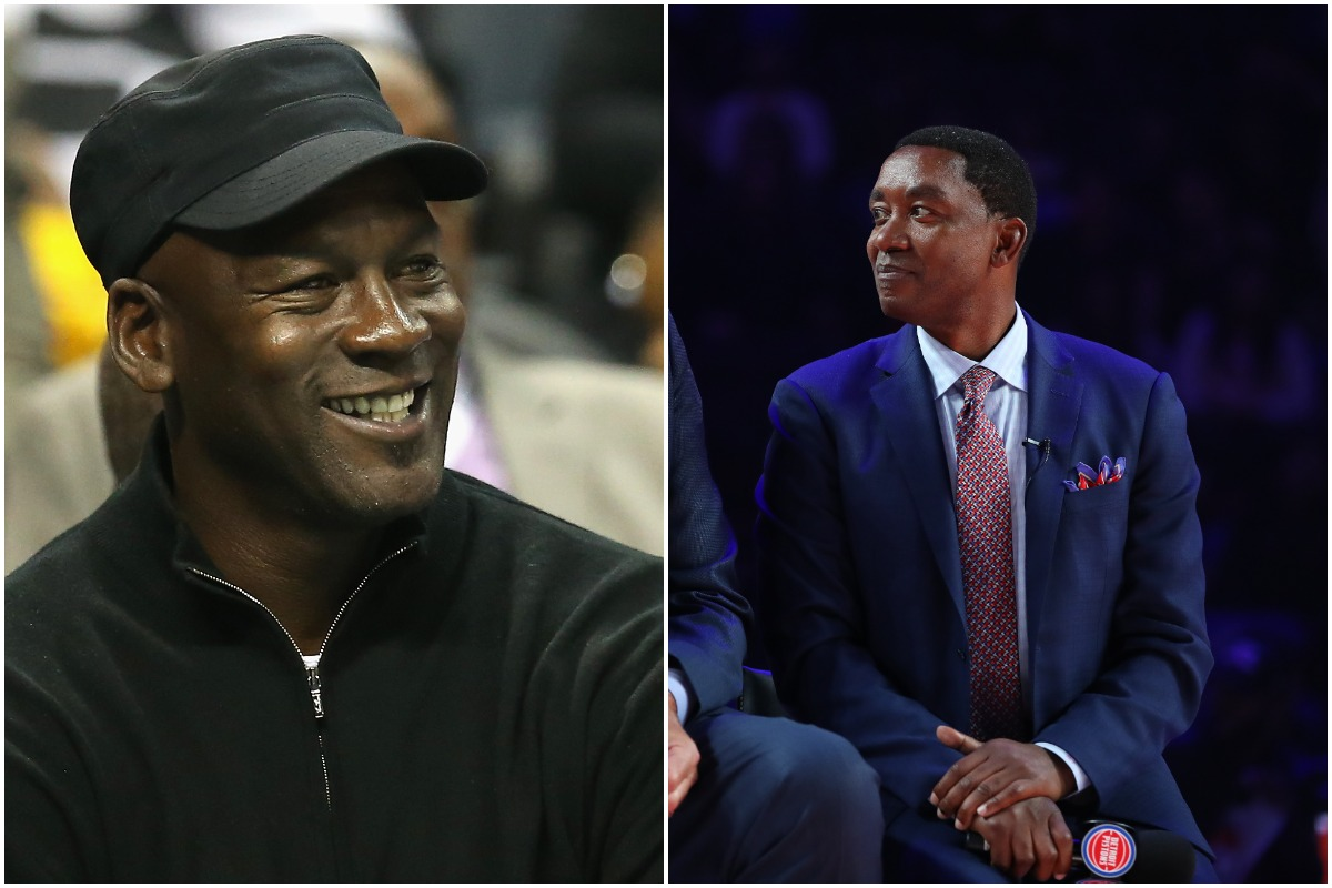 Michael Jordan Didn't Hold Back While Discussing Isiah Thomas' Biggest Blunder of His NBA Career: 'It's Shocking That Isiah Forgot to Think of That'