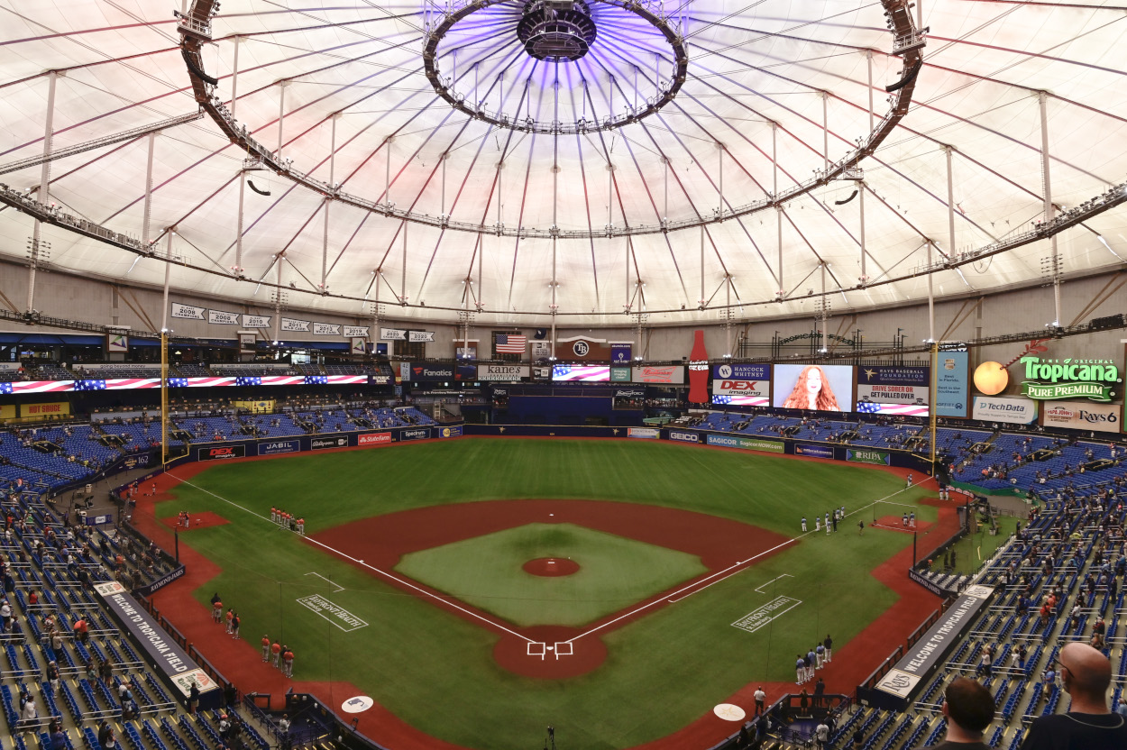 Tampa Bay Rays Ownership in Legal Battle Over Allegations of a Secret Montreal Deal