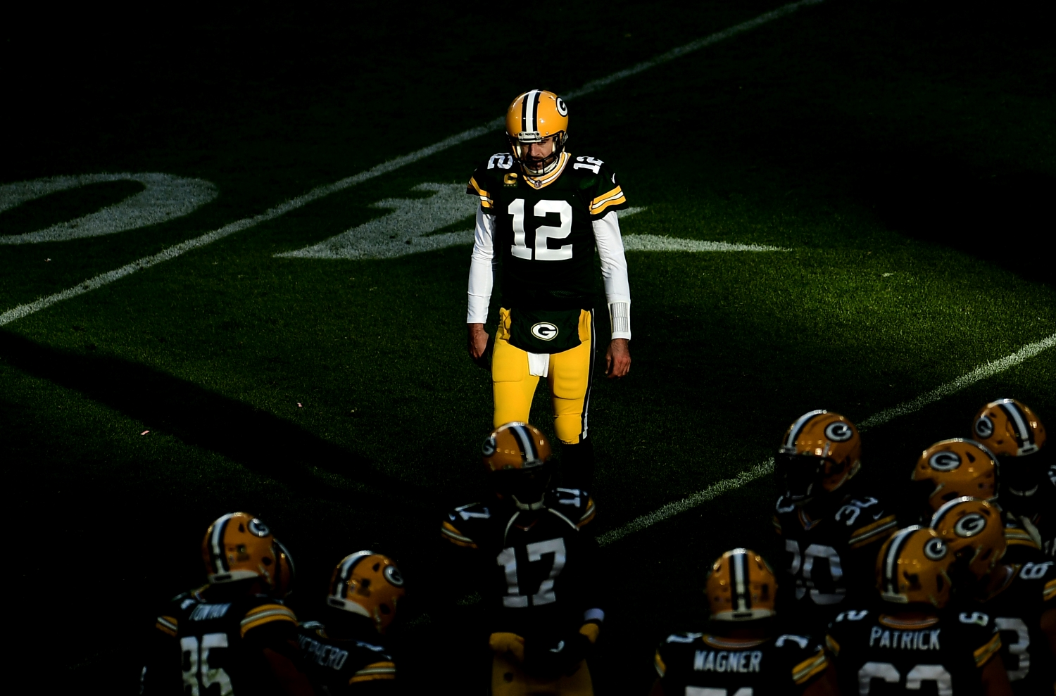 Aaron Rodgers Confirms Packers Fans' Worst Fears With Unprecedented Decision
