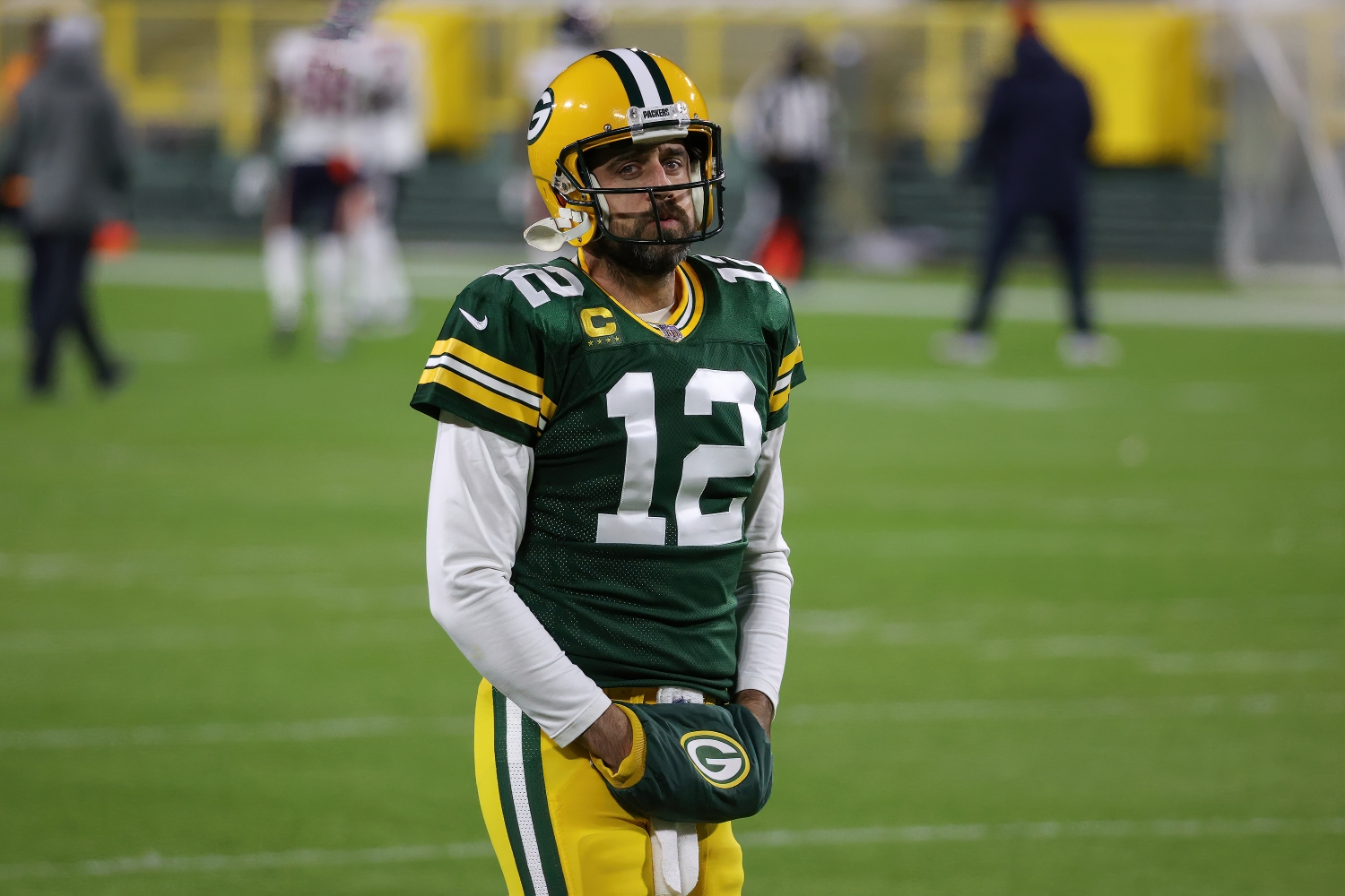 The Packers Are Putting the Pressure on Aaron Rodgers to Put His Money Where His Mouth Is