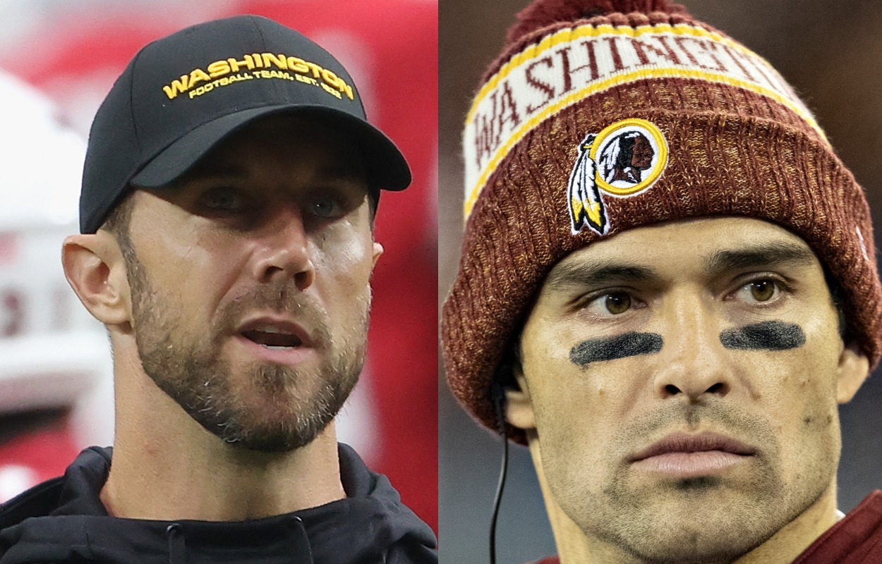 Alex Smith and Mark Sanchez Clearly Want to Follow in Tony Romo's Footsteps