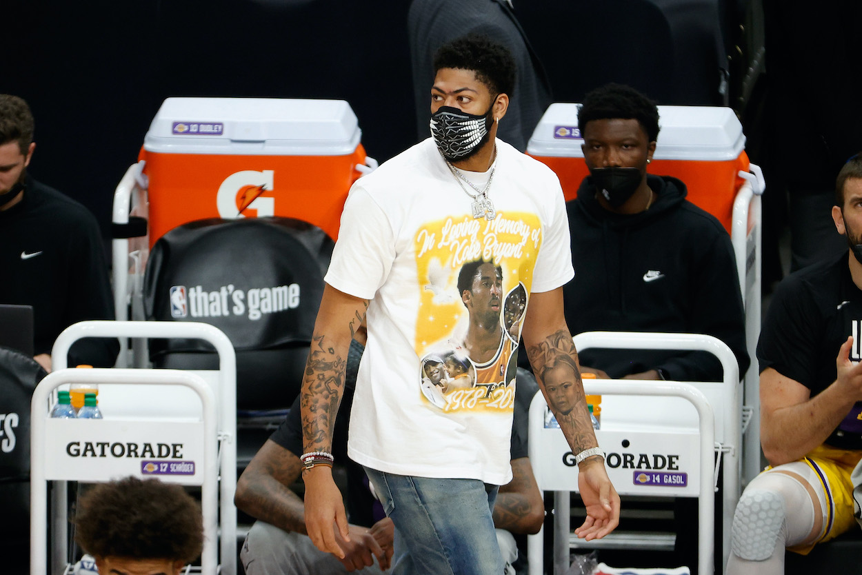 Anthony Davis Now Has an Embarrassing New Nickname Thanks to Charles Barkley