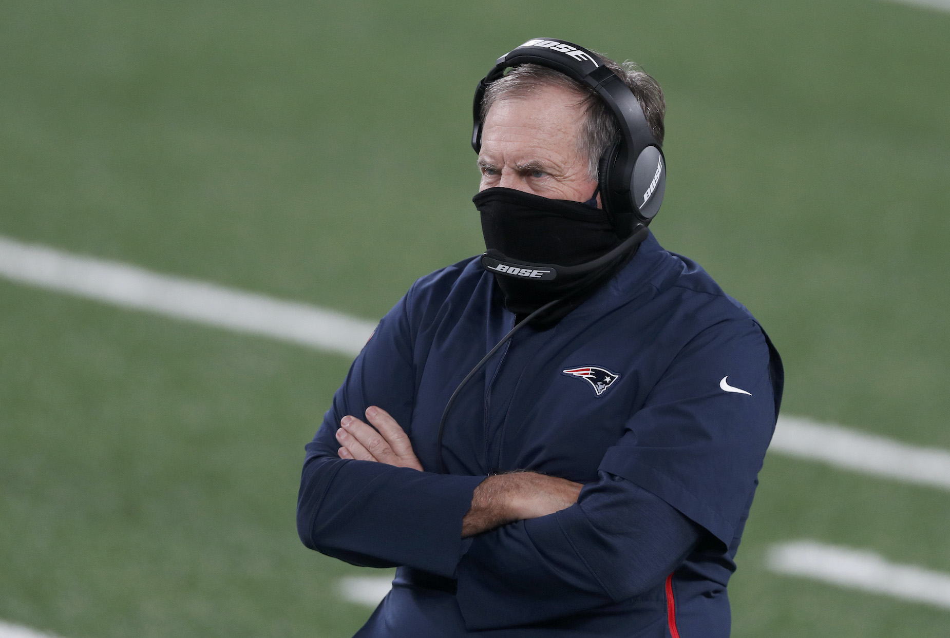 Bill Belichick Just Got Some Extra Bulletin Board Material Ahead of the 2021 Patriots' Campaign