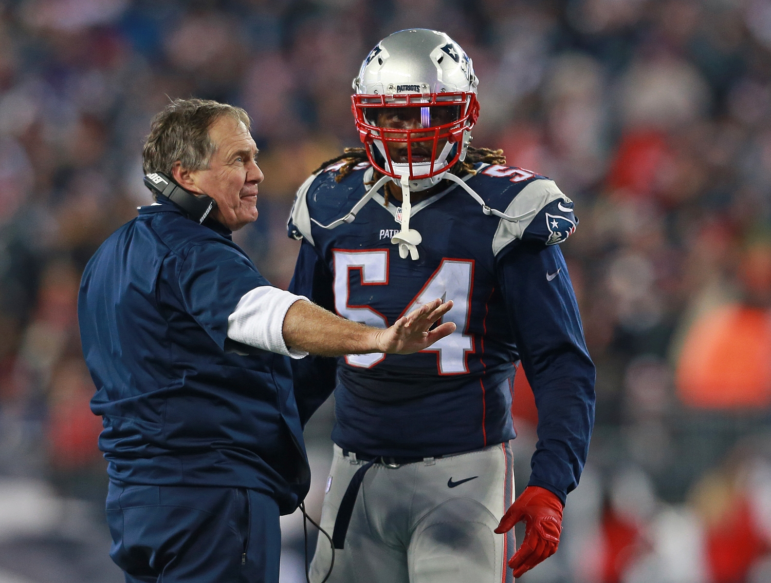 A Familiar Face Has Finally Joined Forces With Bill Belichick and the Patriots Again