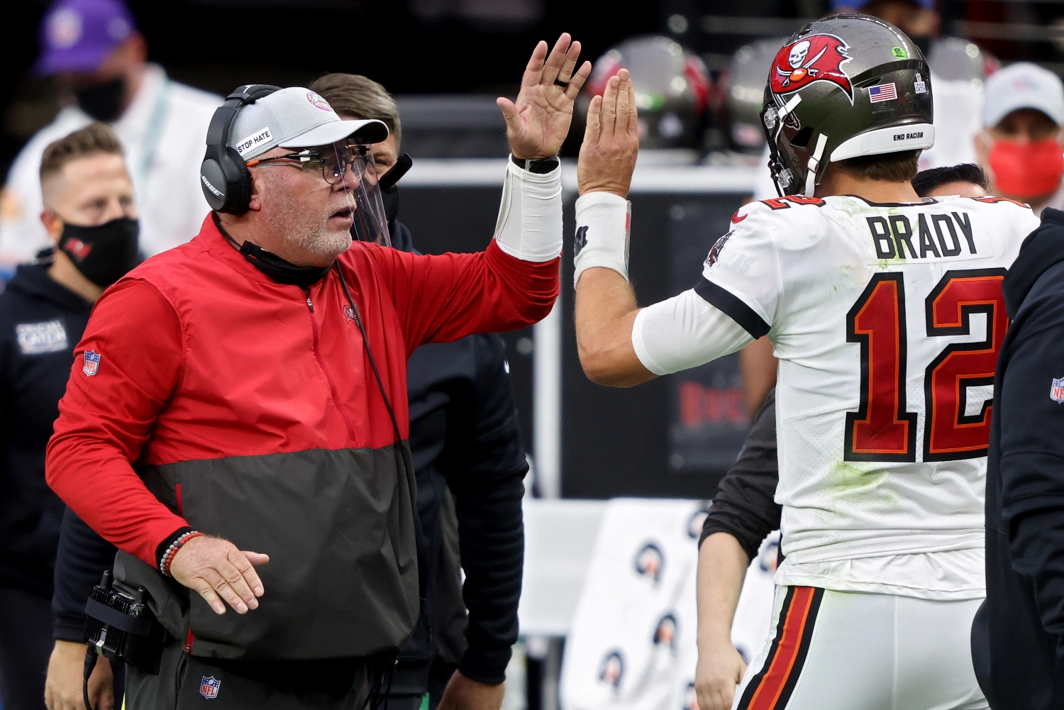 Bruce Arians Officially Has Another Reason to Be Indebted to Tom Brady