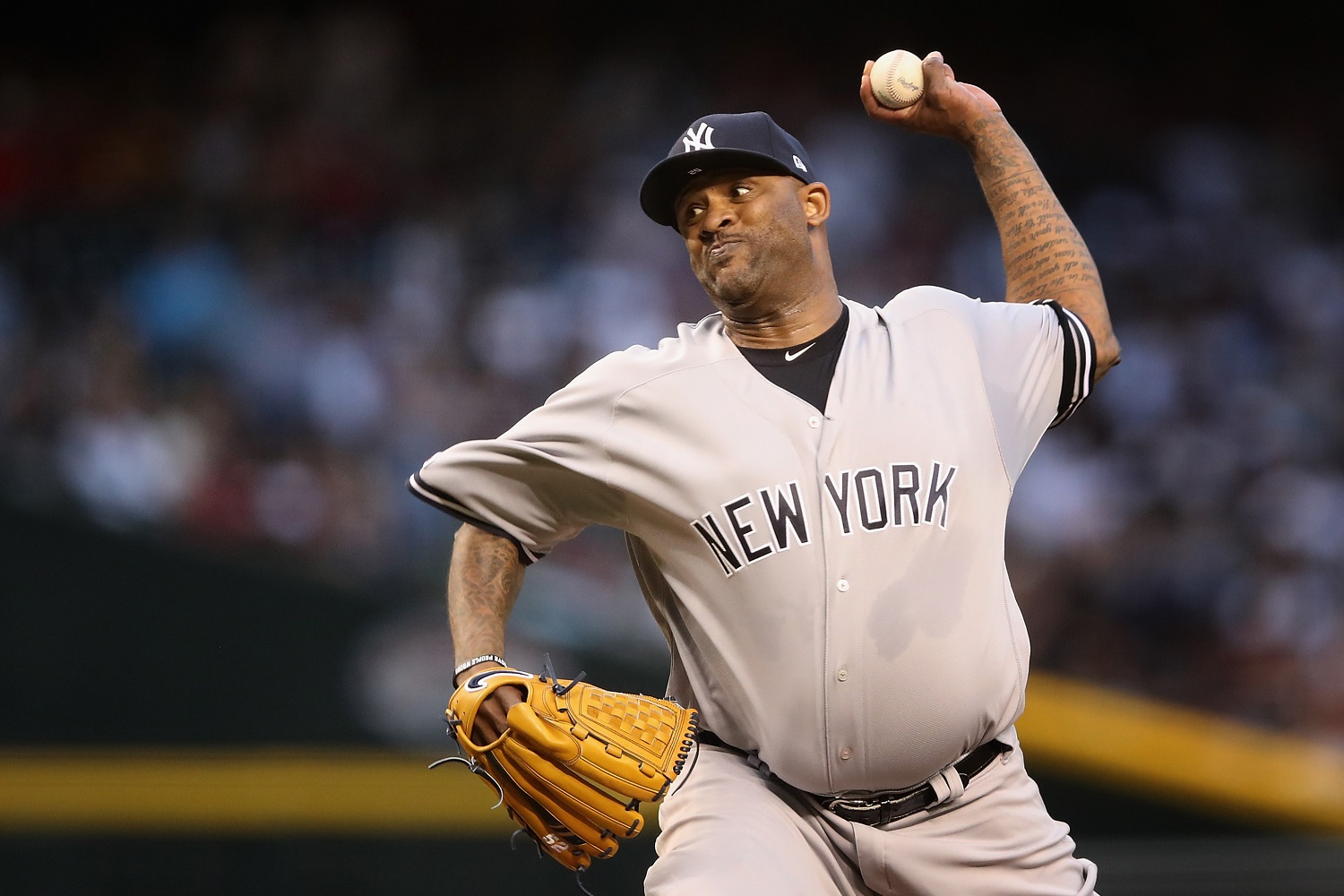 Yankees Great CC Sabathia Has Returned to the Diamond to Live Out His Dream