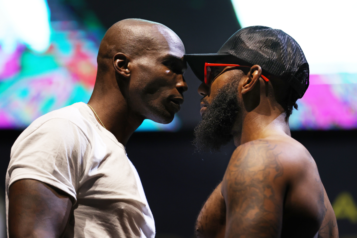 Chad Johnson Was 'Scared' Heading Into Boxing Debut Against Brian Maxwell but Now Says He Wants Conor McGregor