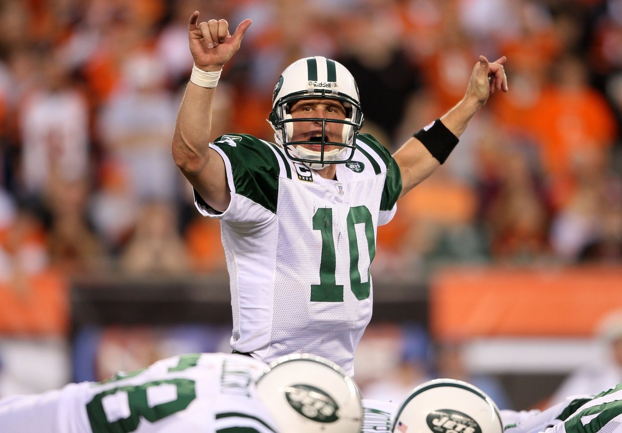 Chad Pennington's Son, Cole, Could Follow in His Father's Footsteps When His College Career Begins