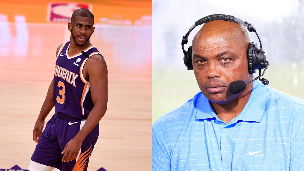 Charles Barkley Questions Chris Paul's Upcoming Contract Decision: 'I've Never Been Drunk Enough to Say No to $45 Million'