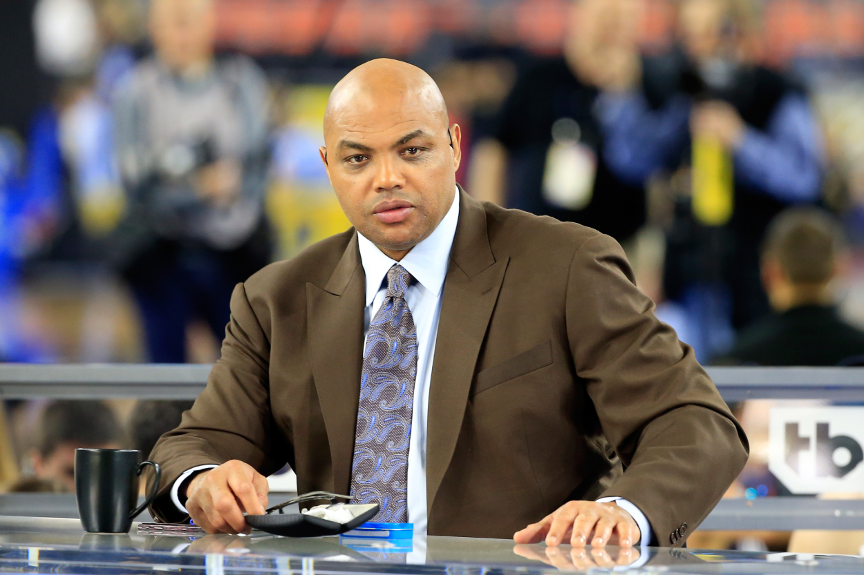 Charles Barkley Warns Fans Against Mistreating NBA Players: 'They're Going to Get Beat Down'