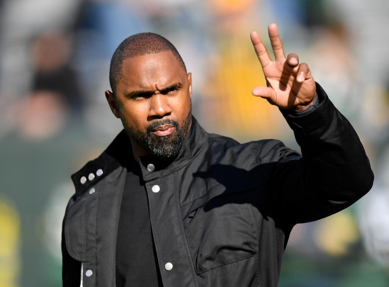 Charles Woodson Has a New Job at Fox, and He'll Start After Entering the Pro Football Hall of Fame