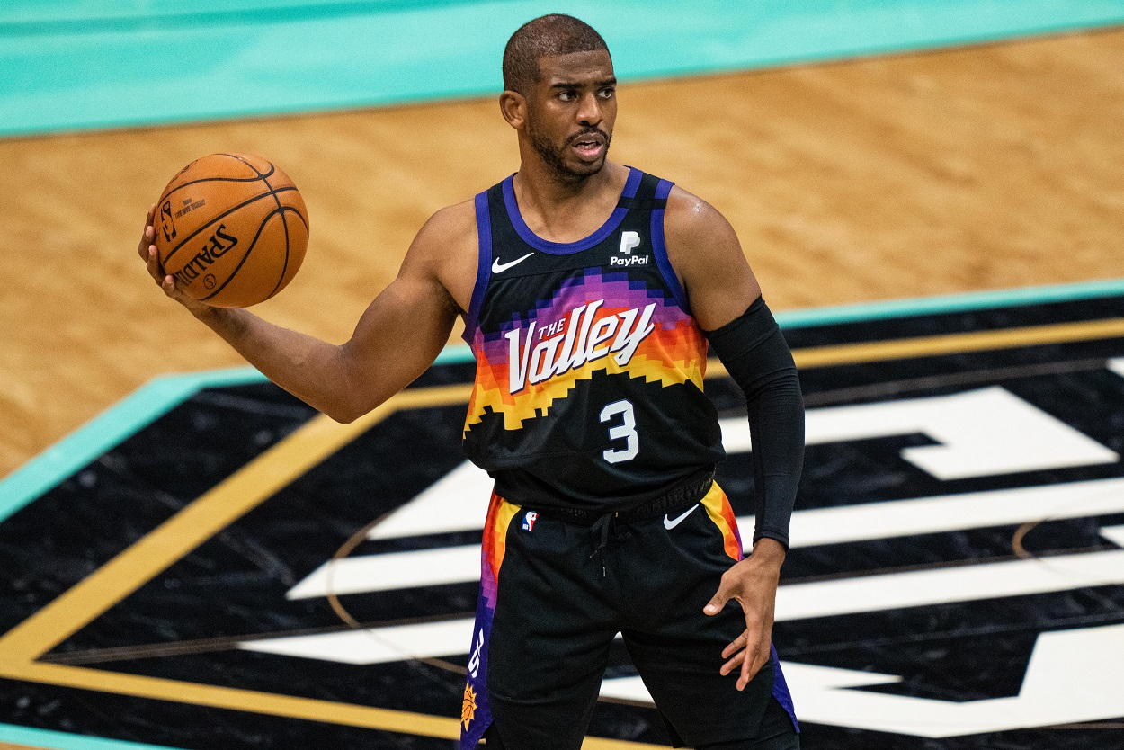 Chris Paul Already Made a $44.4 Million Decision That Will Change the Course of His NBA Career
