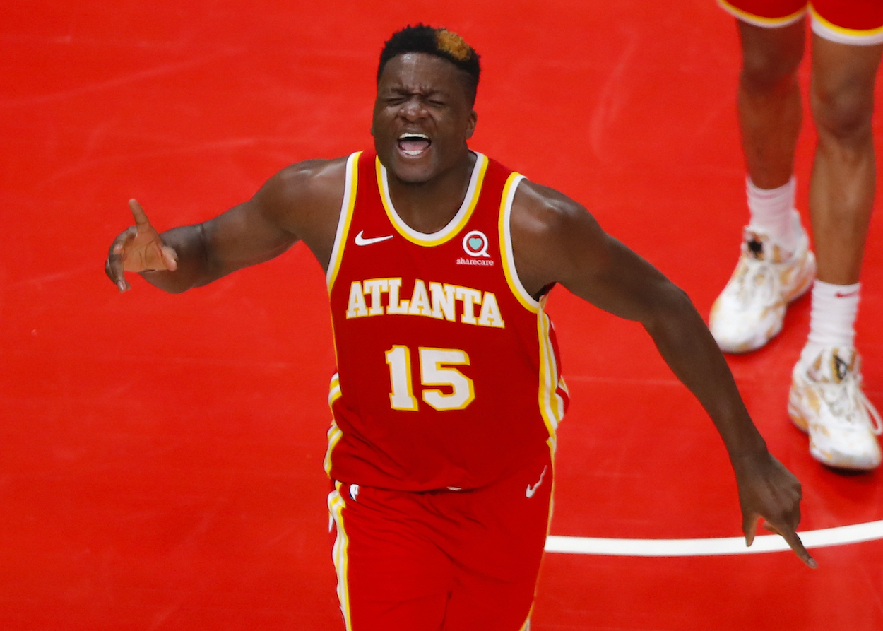 Atlanta Hawks' Clint Capela Calls Out New York Knicks for Trying to 'Talk S**t' and 'Push Our Guys Around' and Still Losing