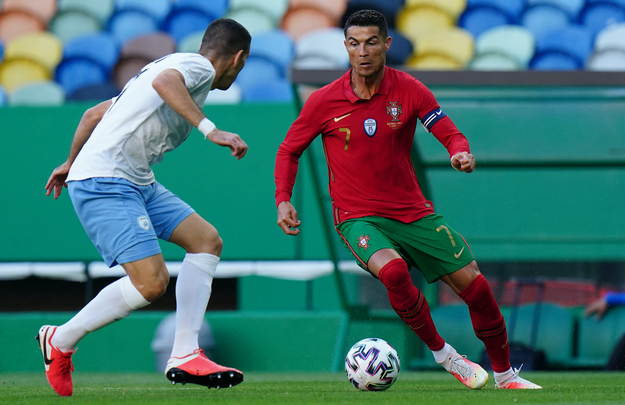 Who Can Be the Next Cristiano Ronaldo?