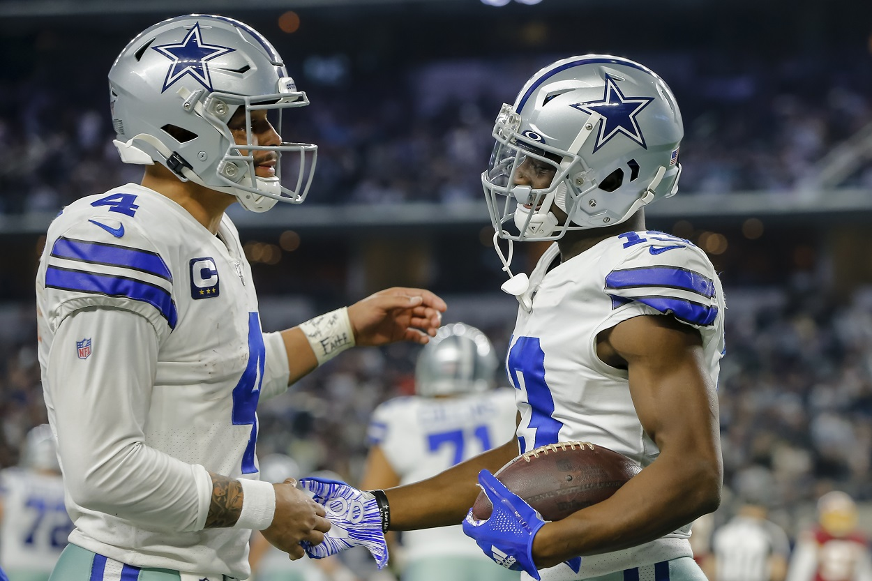 Mike McCarthy Provides a Very Encouraging Update on Dak Prescott While Michael Gallup Makes a Bold Statement About the Dallas Cowboys Offense