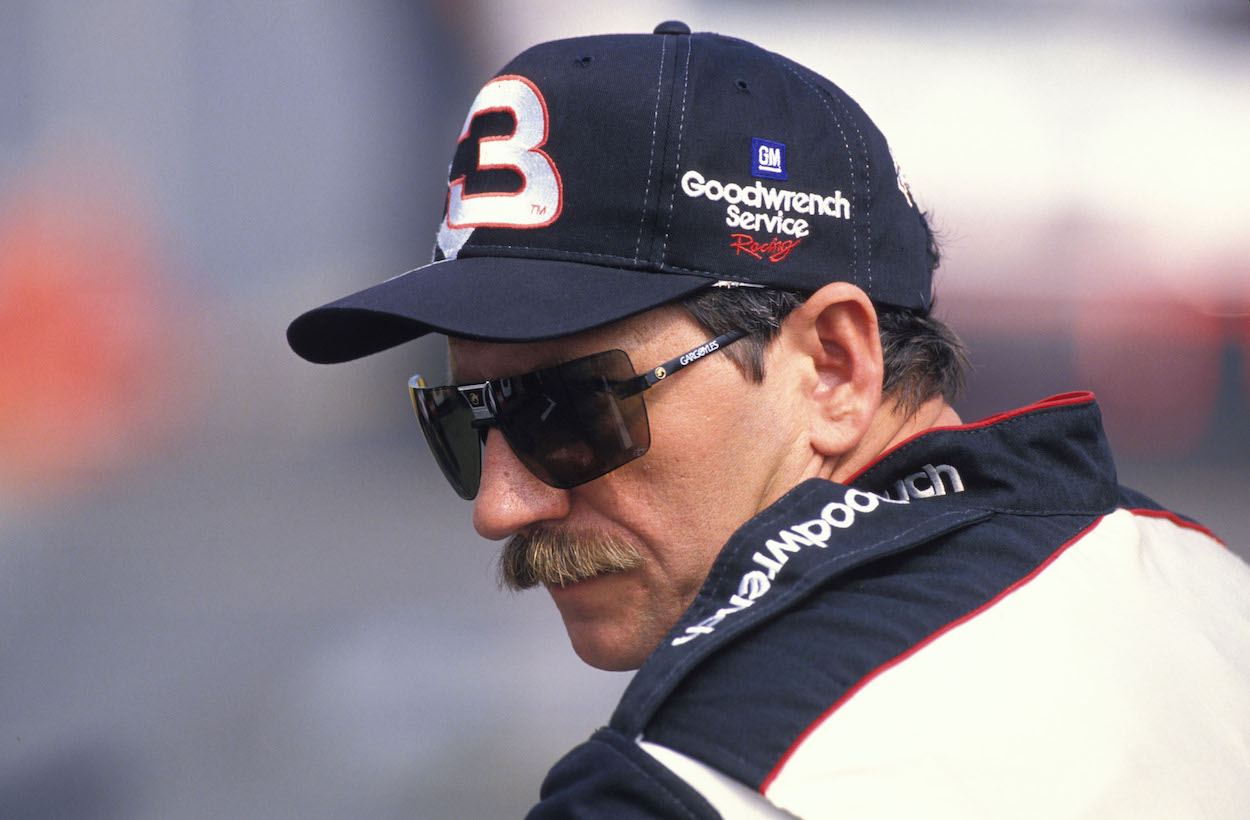 Dale Earnhardt Sr. Had a Dark Side and Anger Issues That Included Kicking an Employee's Knee After Learning About His Torn ACL