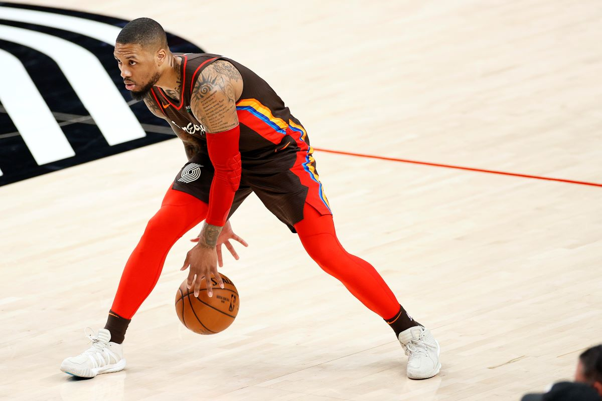 Damian Lillard Has to Request a Trade From the Blazers so He Doesn't Become the Next Charles Barkley, Karl Malone or Allen Iverson