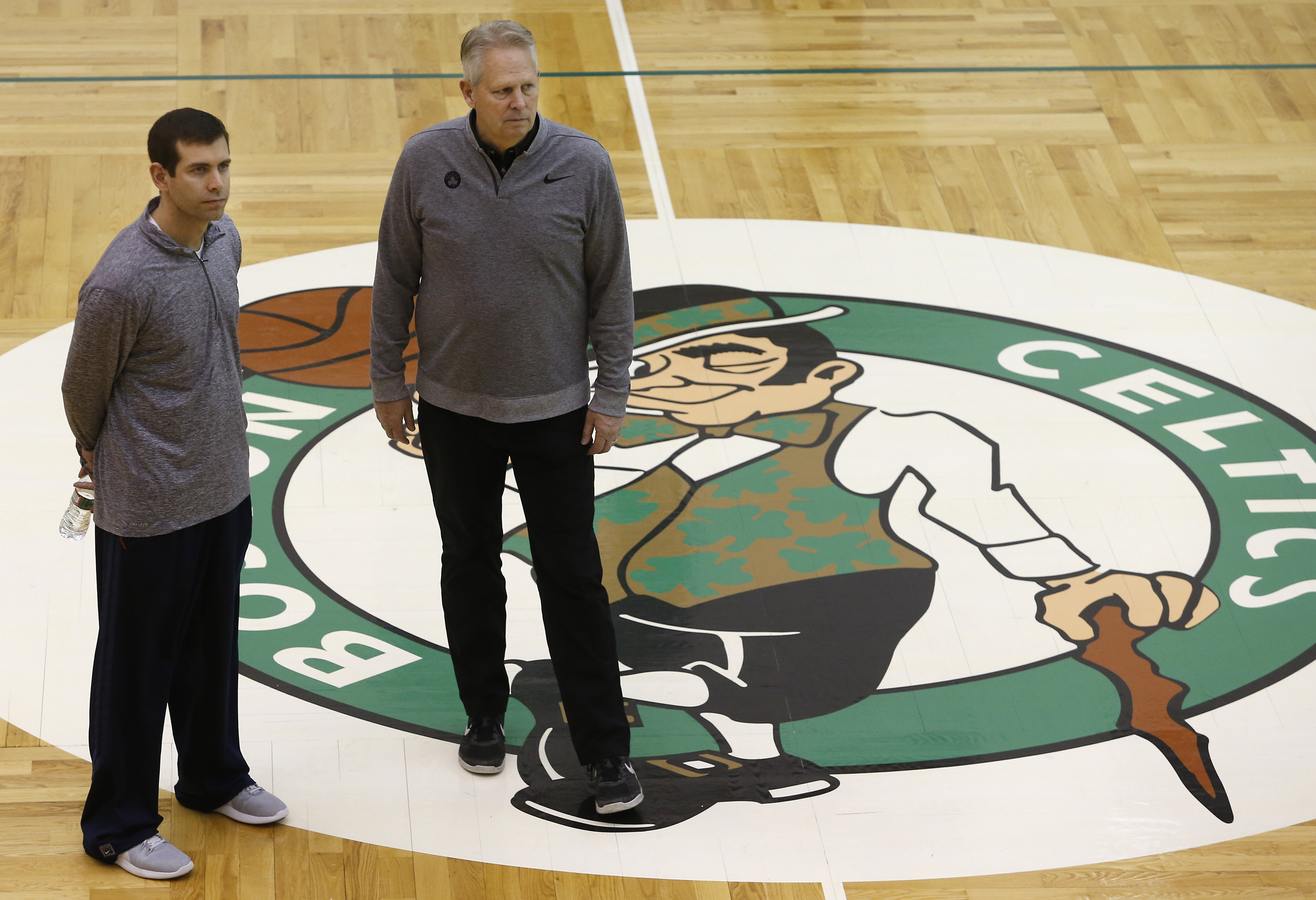 Boston Celtics Shockingly Shake Things Up, and Jason Kidd Appears to Be in the Middle of It
