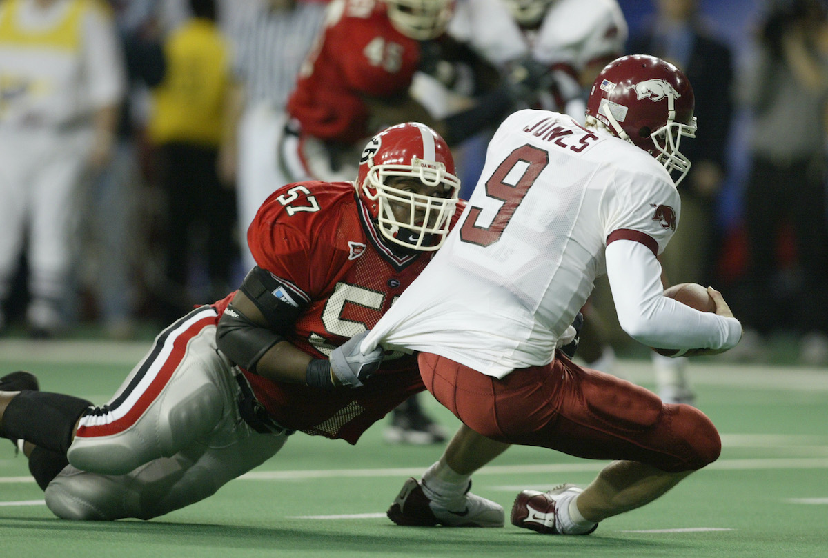 The Saints' Biggest Draft Bust, Johnathan Sullivan, Only Gave New Orleans 1.5 Sacks in 3 Years
