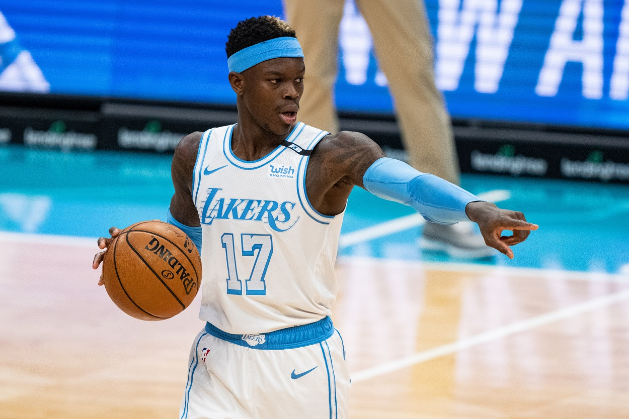 Dennis Schroder May Already Know Where He Stands in the Lakers' Long-Term Plans