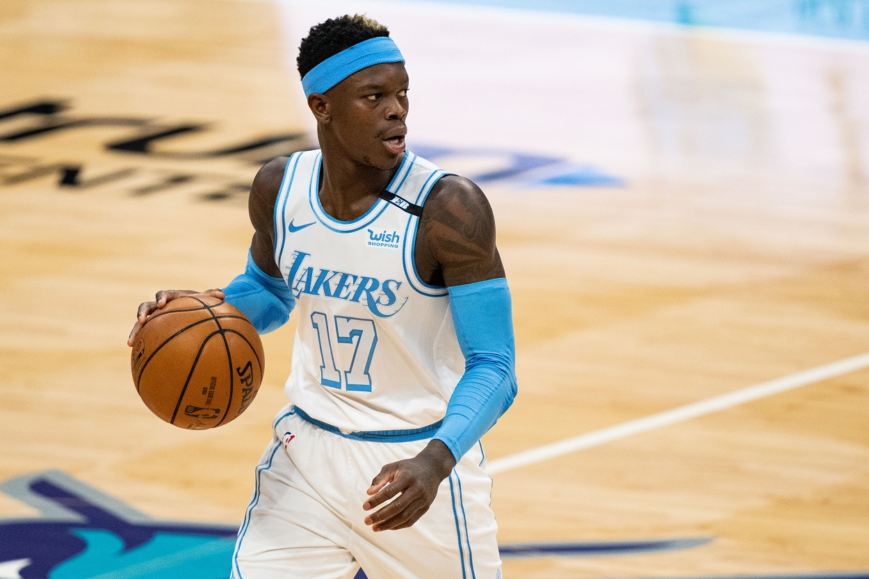 Dennis Schroder Subtly Hints at His Lakers Future