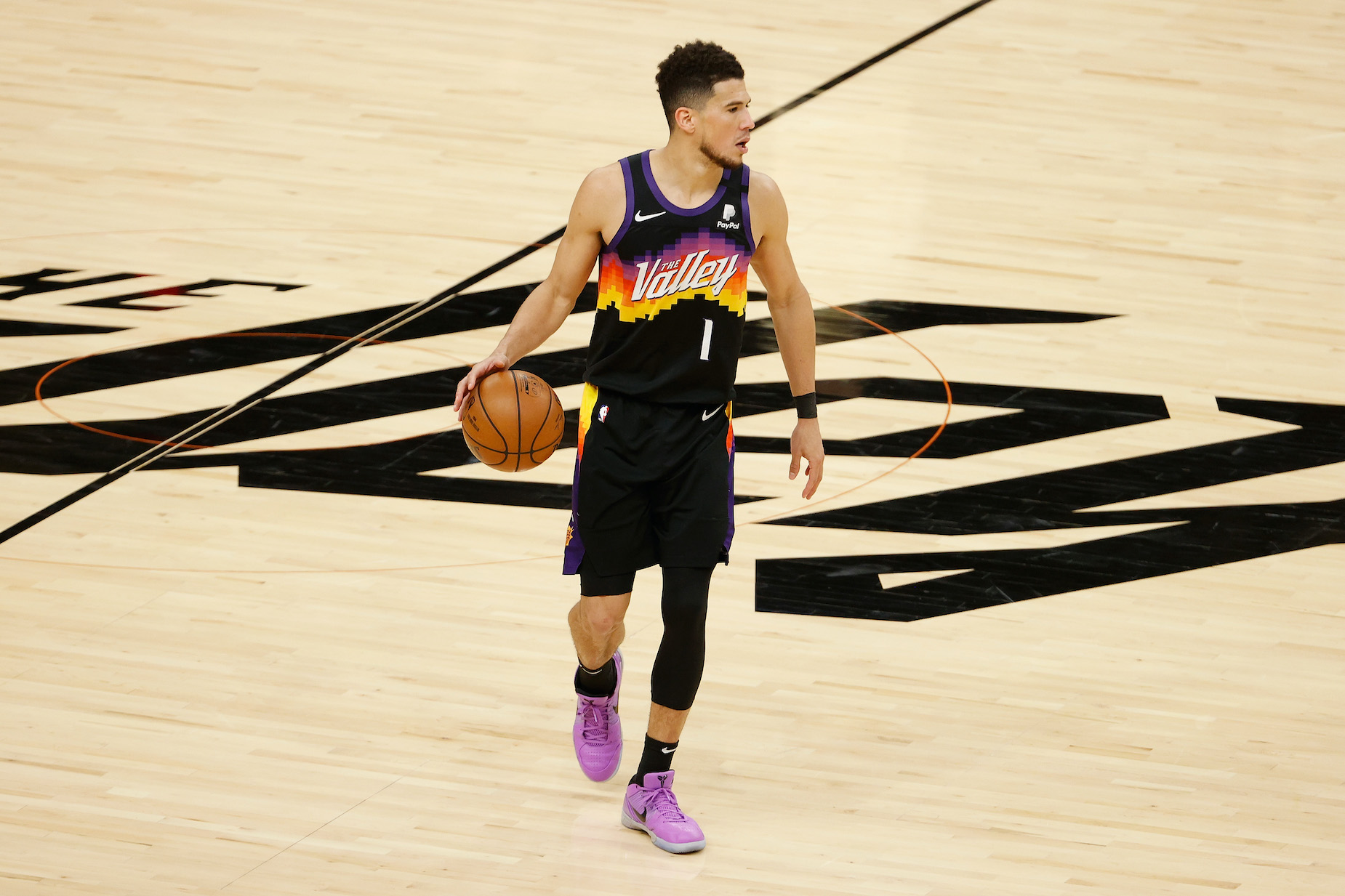Devin Booker Once Said That His 'Favorite  Accomplishment' Was a $2.5 Million Commitment Rather Than Anything He'd Done on the Basketball Court