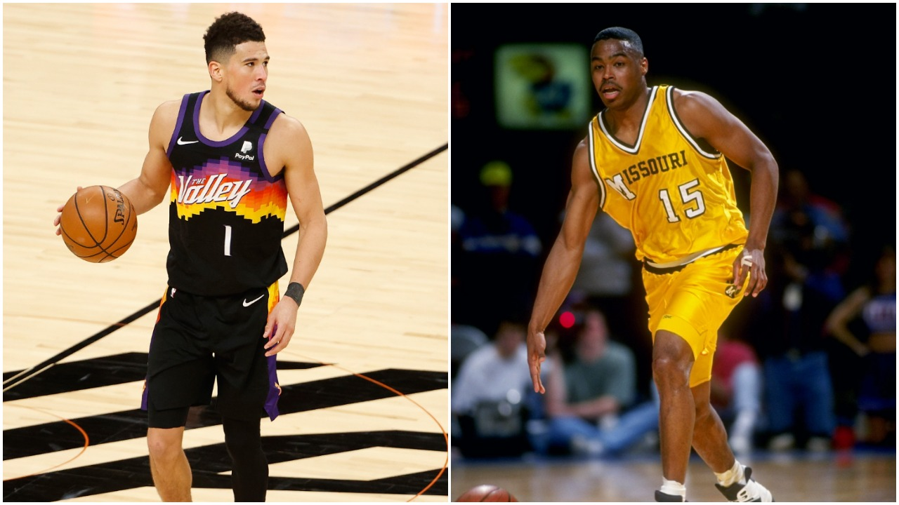 Devin Booker Is Only Alive Because His All-American Father, Melvin Booker, Wasn't Drafted Into the NBA