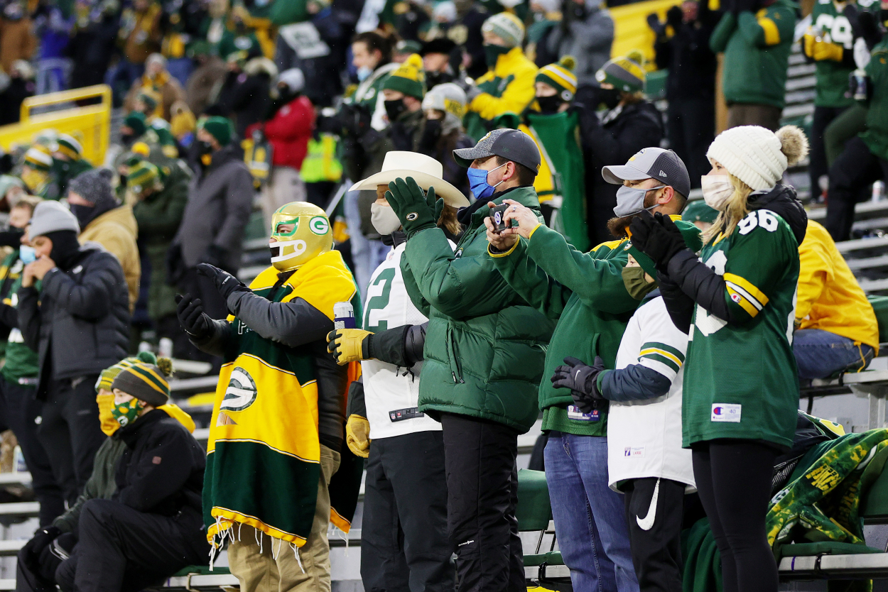 Green Bay Packers Fans Finally Get Some Good News at Camp
