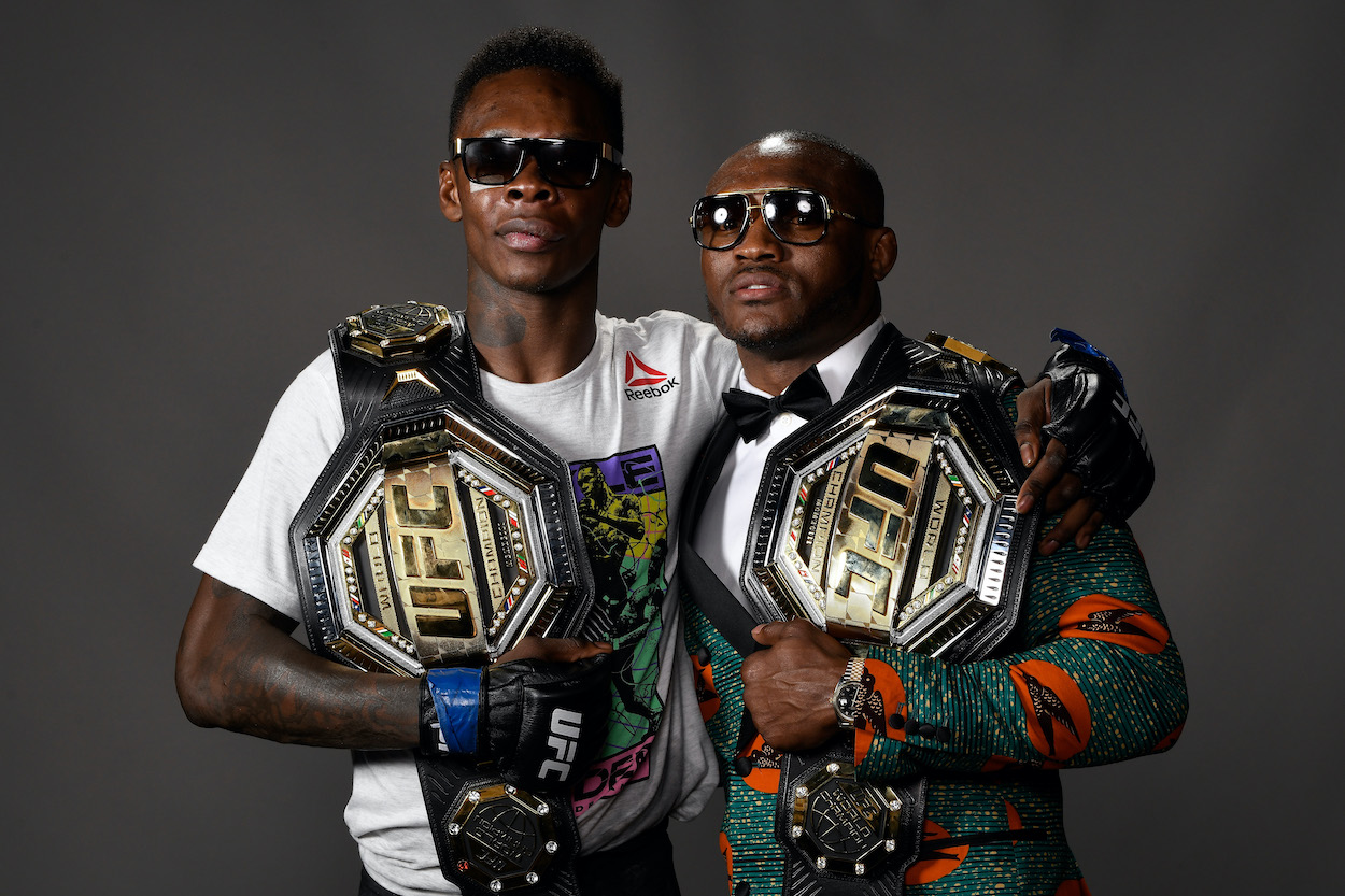 Ngannou, Usman and Adesanya: African Fighters Are Dominating the UFC