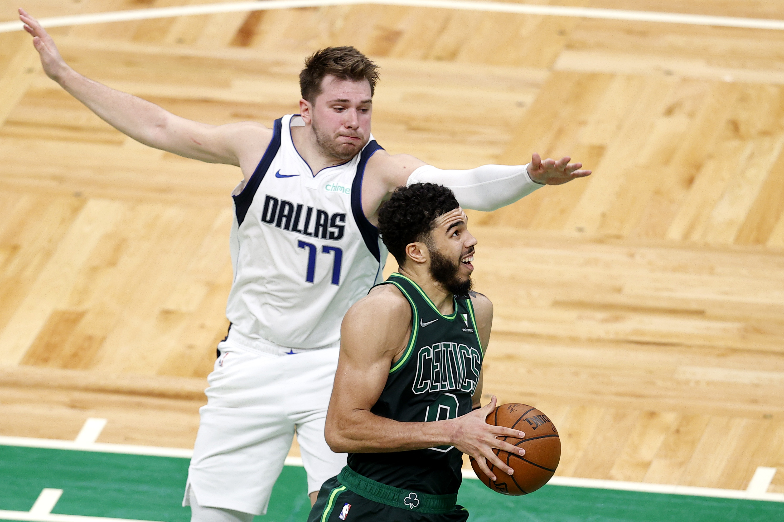 Is Jayson Tatum Becoming the Luka Doncic of Complainers?