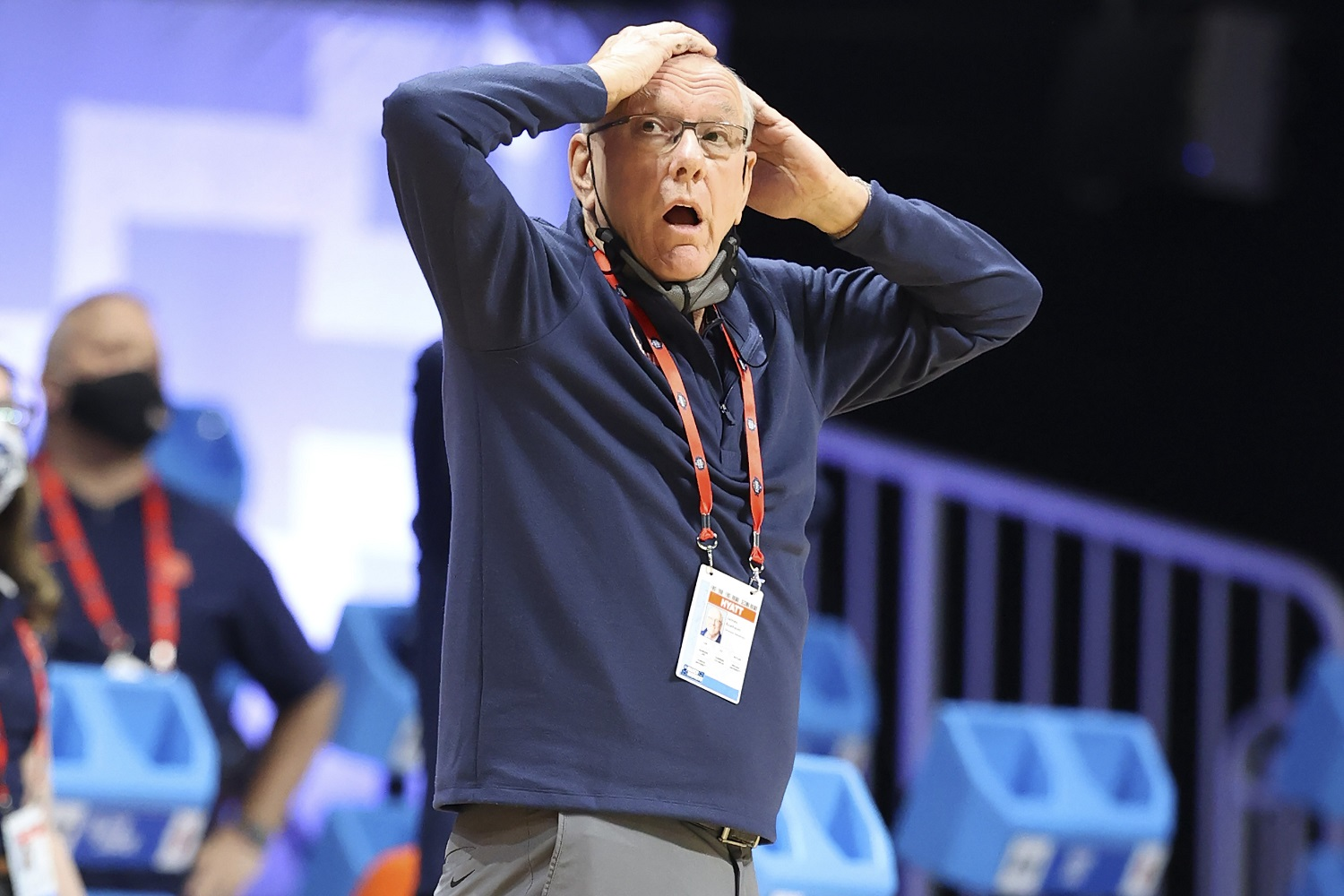 Jim Boeheim Will Be Next Following Mike Krzyzewski and Roy Williams Out the Door
