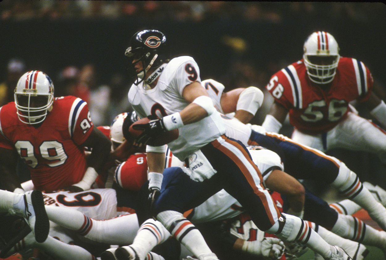 Jim McMahon Found a Loophole Around Getting Fined for His Famous Headband and Had the Super Bowl Referee Laughing