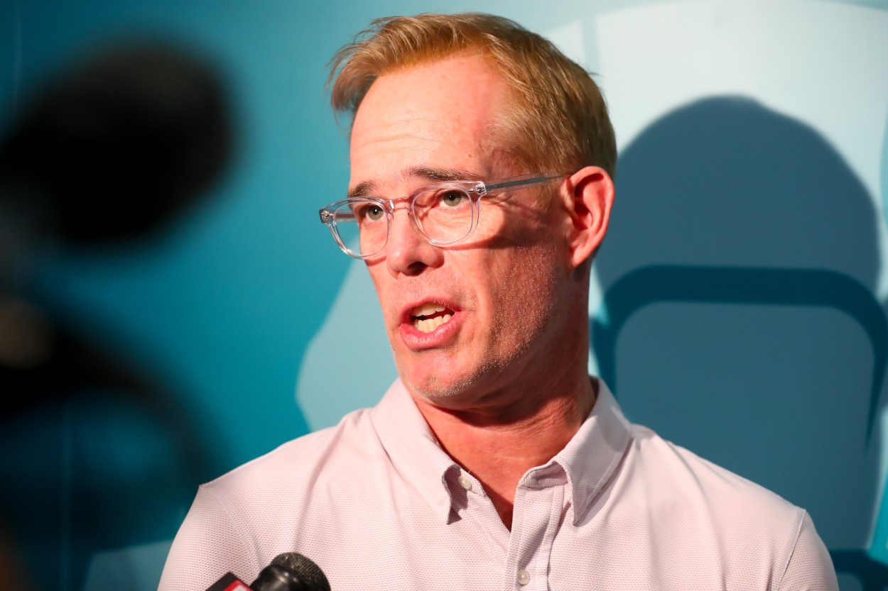 Joe Buck Opens up on Mental Health and Seeing a Therapist: 'Everybody's Got Their Own Stuff They Deal With'