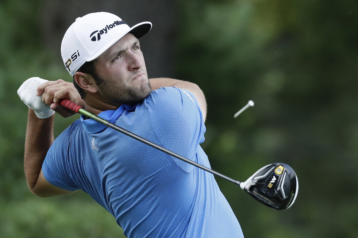 Jon Rahm's Shocking Withdrawal From the Memorial Tournament Costs Him an Insane Amount of Money