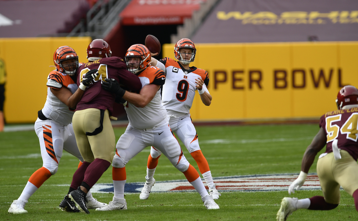 A Cincinnati Bengal Coming Back From a Major Knee Injury Will Be the Key to the Team's Success, but It's Not Joe Burrow