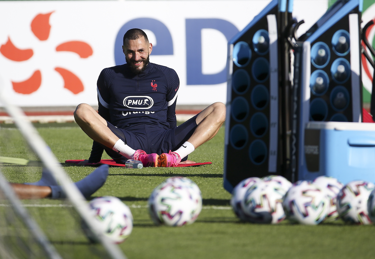 Karim Benzema Returns to French National Team After Being Banned for Sex Tape Blackmail Scandal