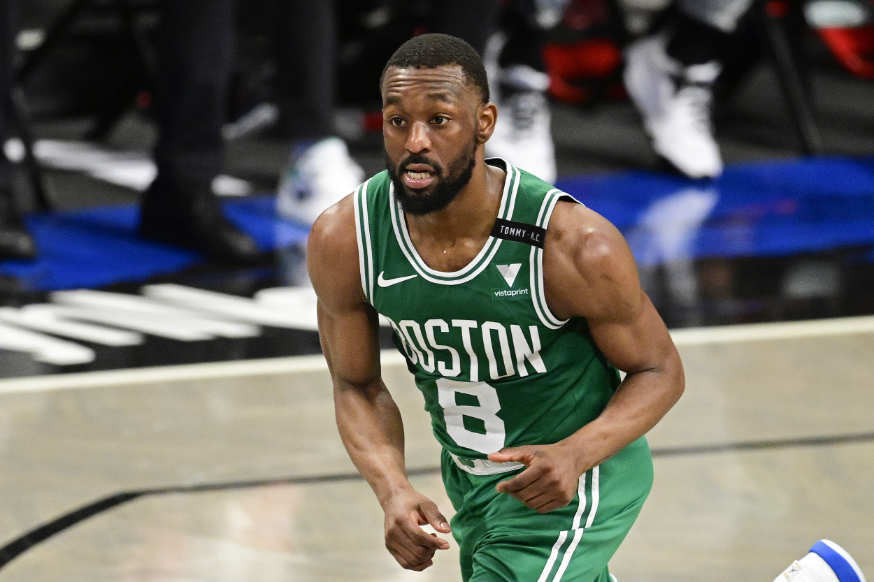 Kemba Walker Reportedly Pulling an Aaron Rodgers Move With the Boston Celtics