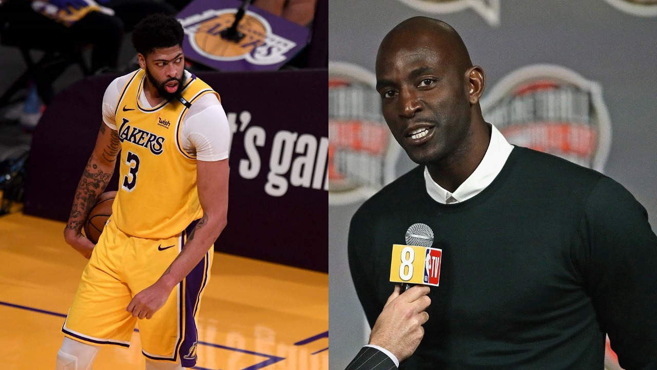 Kevin Garnett Calls Out Anthony Davis' Training: 'Whatever He's Been Doing in the Last 10 Years Is Not Working'