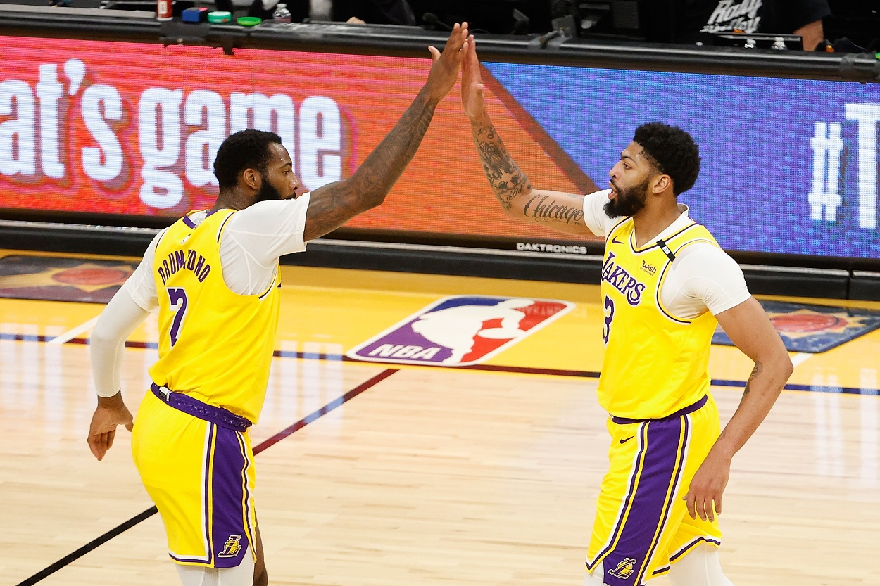 Lakers Already Decided on Andre Drummond's Future