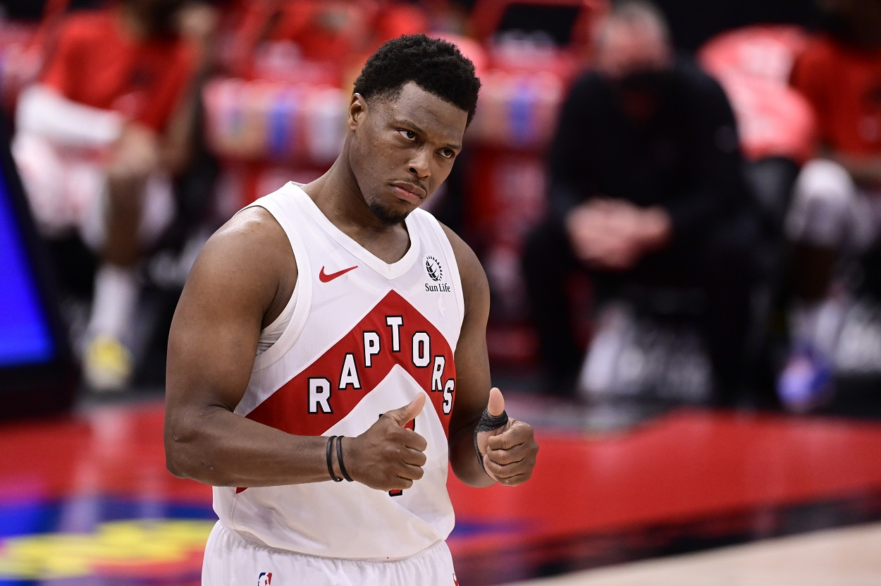 Lakers May Reignite Push to Acquire Star Point Guard Kyle Lowry