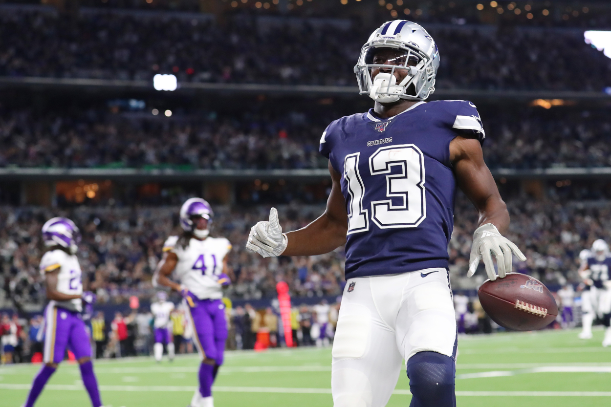 Cowboys WR Michael Gallup Recently Made His Future Free Agency Intentions Clear