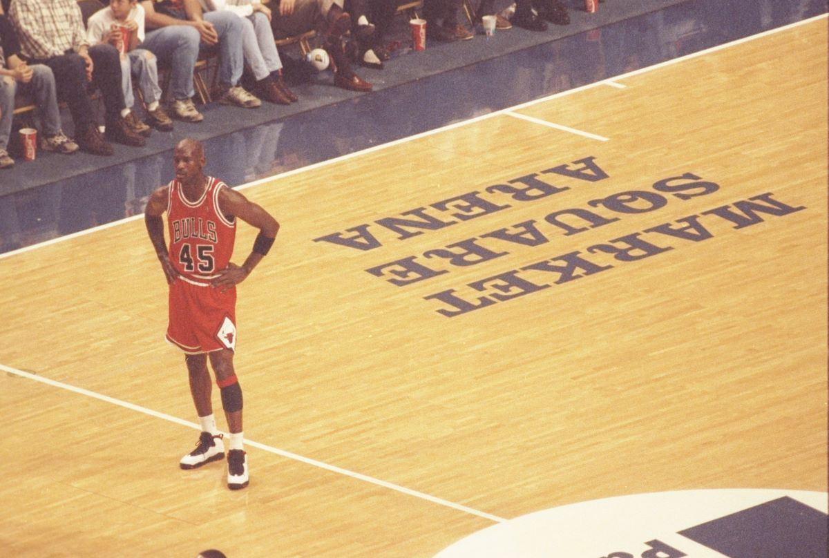 Michael Jordan Was Embarrassed and Uncomfortable When He Came Back to the NBA in 1995: 'It's Not That Much Fun to Me'