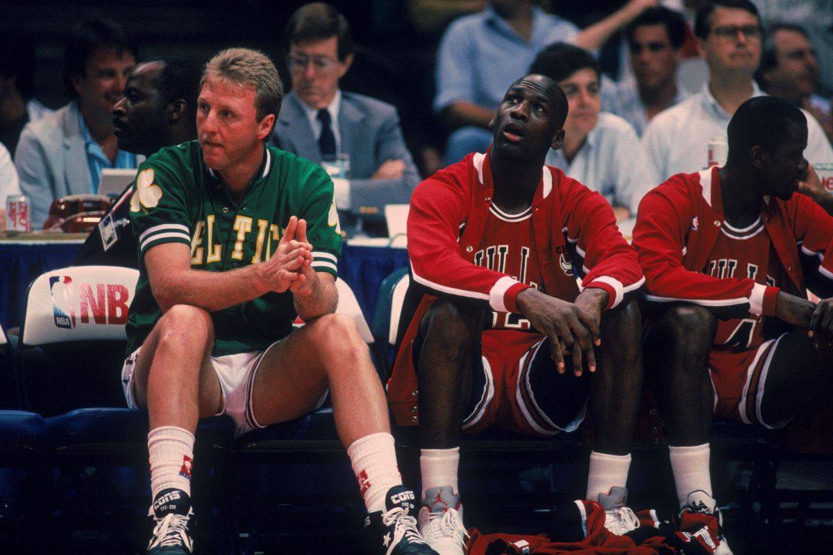 Larry Bird Took Not-so-Subtle Shots at Bulls for How They Treated Michael Jordan and Said They Should Have Bowed Down to MJ