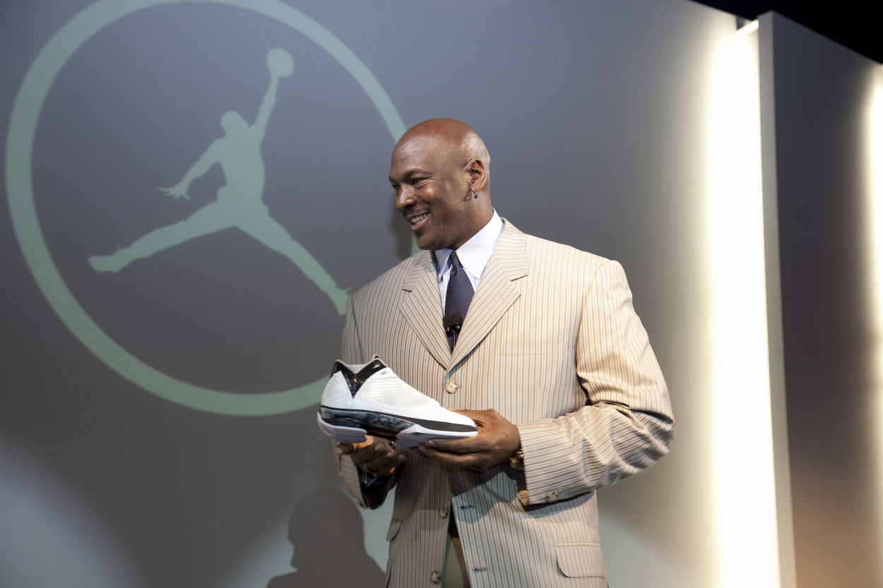 Michael Jordan Refused to Let Certain NBA Players Wear His Shoes: 'My Whole World Was Deflated'