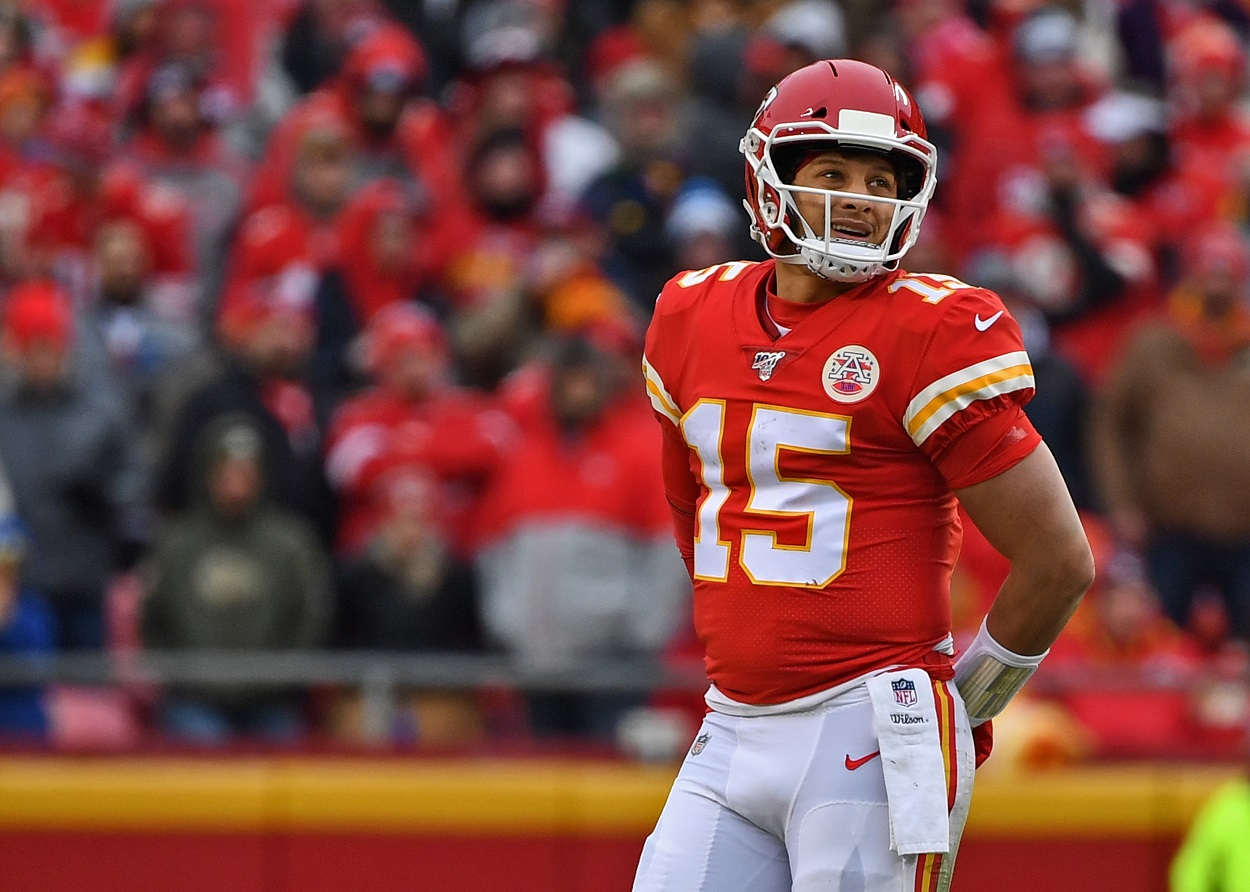 Patrick Mahomes Wants Aaron Rodgers to Join the AFC West: 'We're up for the Challenge