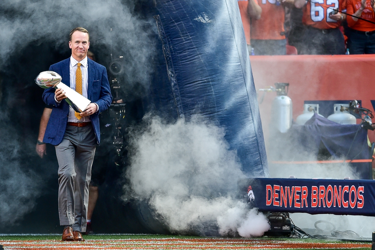Peyton Manning Just Earned The Ultimate Sign of Respect From the Broncos