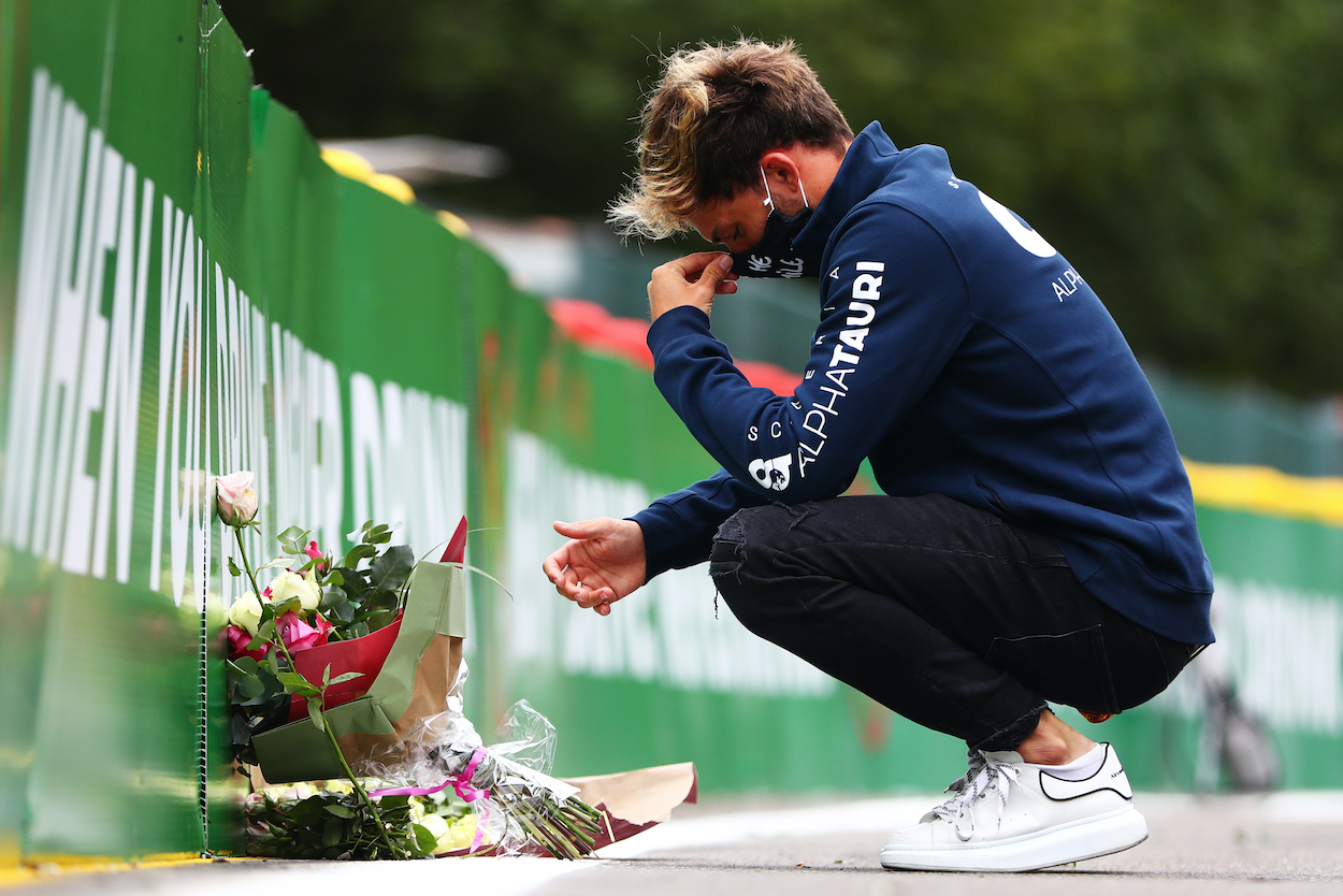 Formula 1's Pierre Gasly Recalls Watching His Best Friend Crash and Die on the Track: 'I Was Completely Broken'
