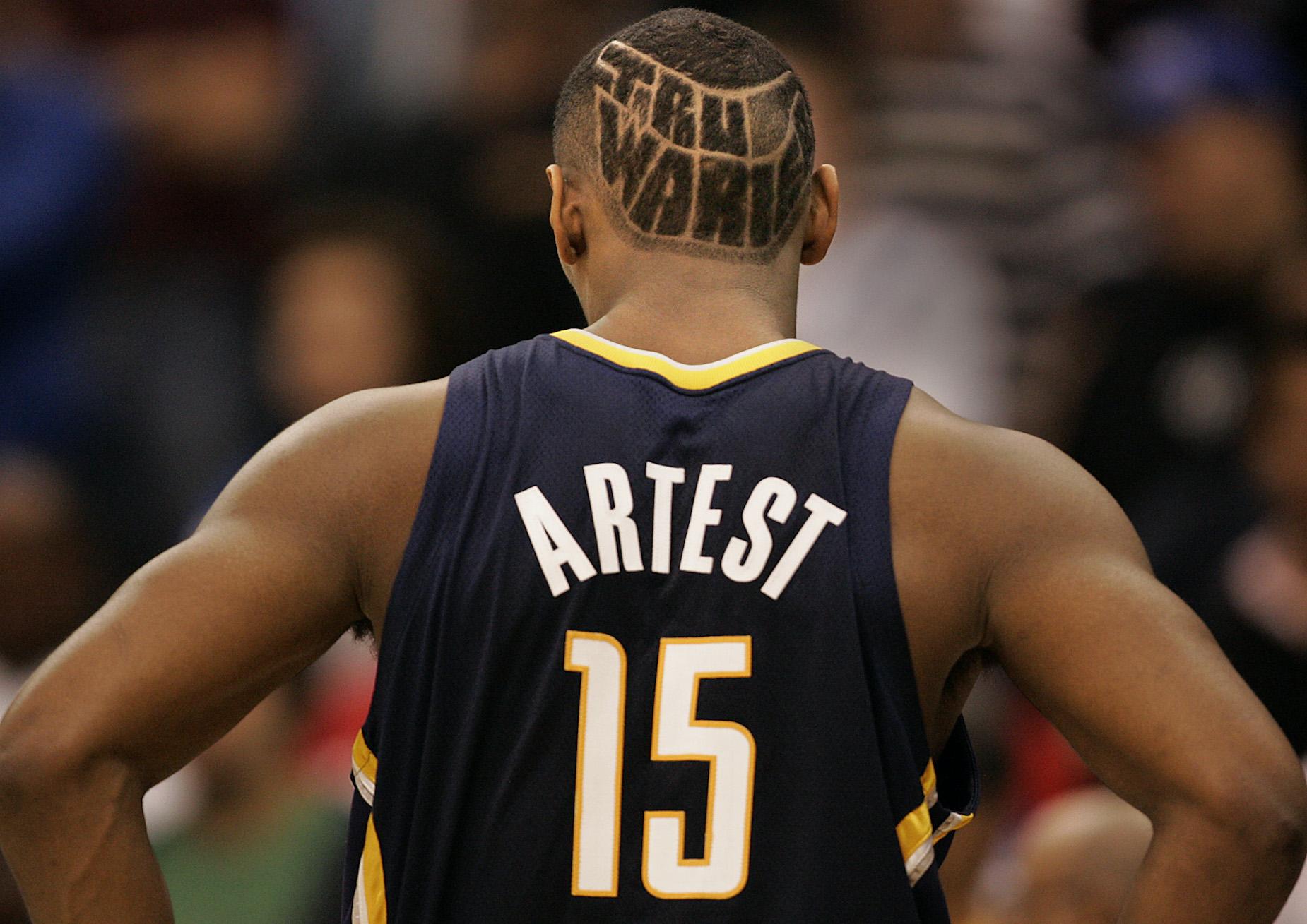 Ron Artest.