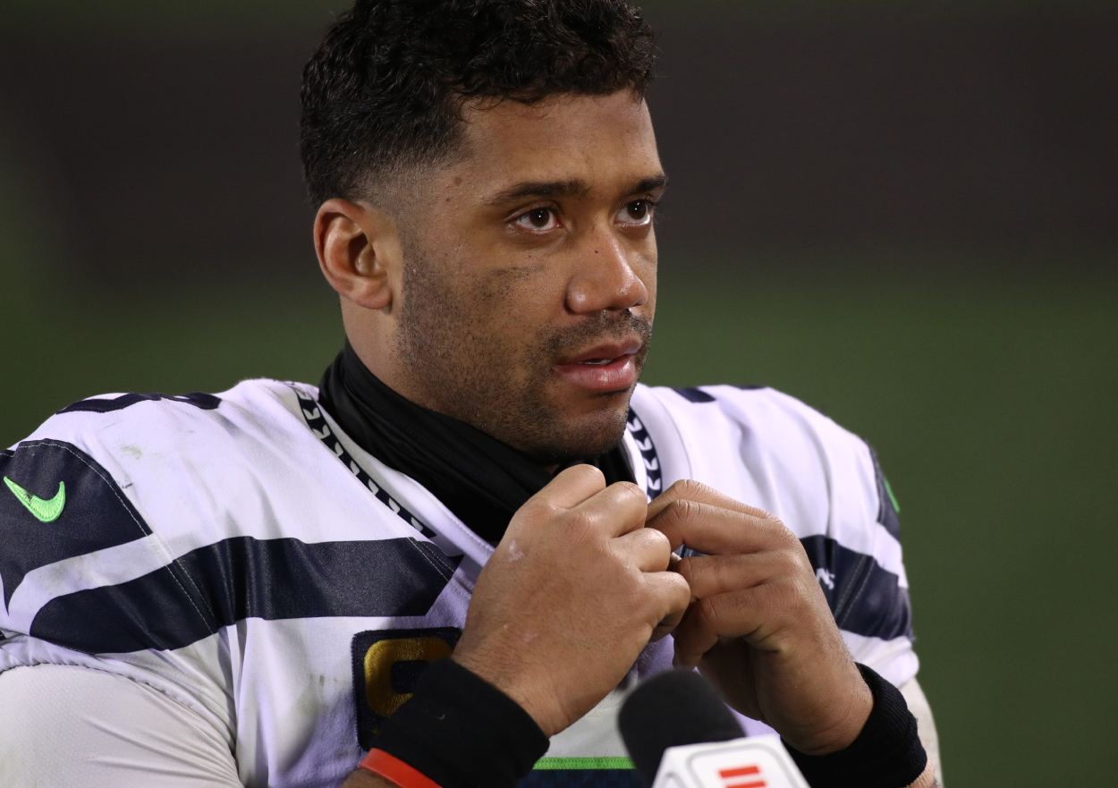 Russell Wilson Is All-in on Cooking in the Seahawks' New Offense
